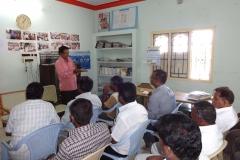 Advocacy programme