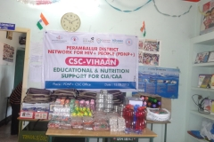 Eductional and Nutrition support 2015