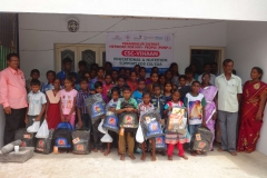 Educational and Nutrition support 2016 1